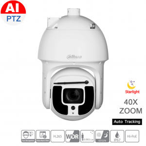 Dahua DH-SD8A840WA-HNF 4K 40x Starlight IR PTZ AI Network Camera