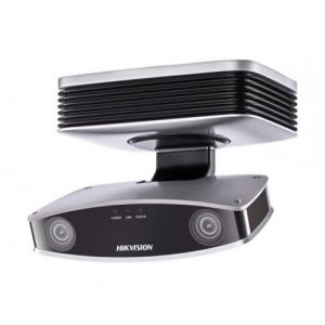 Hikvision DS-2CD8426G0/F-I DeepinView Dual-Lens Face Recognition Camera (12mm Lens)