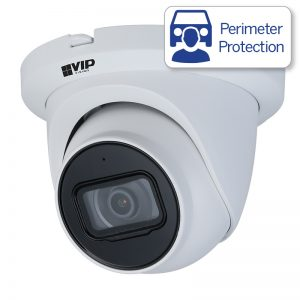 VIP VSIPP-4DIRG-I Professional AI Series 4.0MP Fixed Turret Dome
