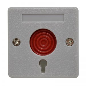 Watchguard ALE-PNB Hardwired Panic Button Switch with Key