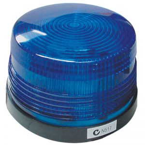 Watchguard DSBM Flashing Blue Strobe Light